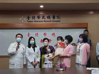 1歲男嬰獻大愛 捐雙腎助2童重生 創台灣紀錄