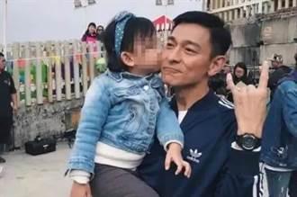 劉德華寵8歲愛女無極限 慶生送15億豪宅+私人飛機
