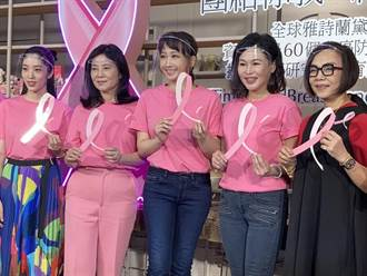 朱俐靜擔任乳癌宣導大使「我是負面教材」坦言治療期間三大副作用