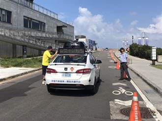 工研院與民間研發自駕車亮相 國慶期間海科館提供免費試乘