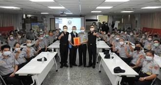 新北永和警民防常訓 強化協勤技能
