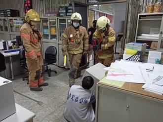 南市安定區公所辦地震防災演練 提醒居安思危