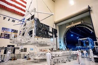 美國太空部隊天基飛彈預警衛星準備發射