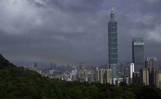 獅子山最快今生成 圓規雙十連假成颱 威脅更大恐侵台