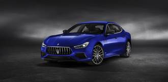 Maserati Taiwan Ghibli車款限量升級Nero碳纖維套件