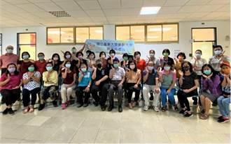 國立台東大學樂齡大學開學  8旬學員學習不倦