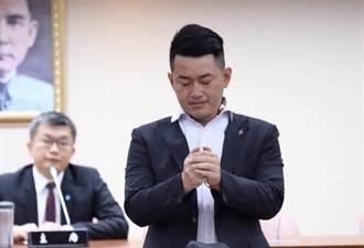 陳柏惟肇逃基進黨主席這樣回 藥師怒問:換成國民黨你還不往死裡打
