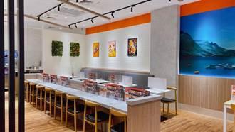 美威鮭魚首進駐桃園 大坪數店中店開幕