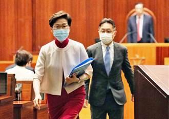發表任內最後一份施政報告 林鄭月娥一度哽咽