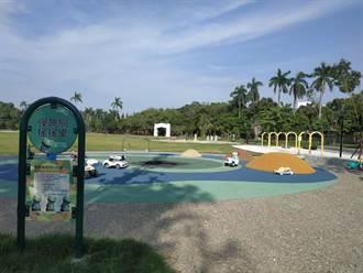 北港運動公園活化成功 打造新舊交融打卡景點