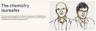 2021年諾貝爾化學獎得主 與中研院淵源深