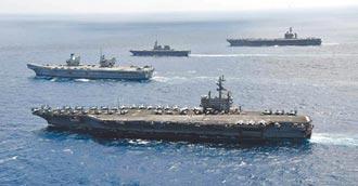 共機擾台創紀錄 柱姐:針對西方艦隊