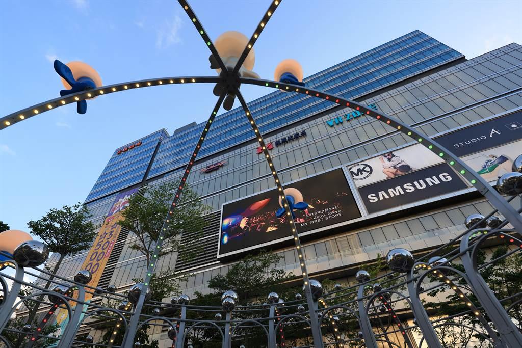隨著宏匯廣場開幕,使得新莊商圈機能更加完整。(圖/業者提供)