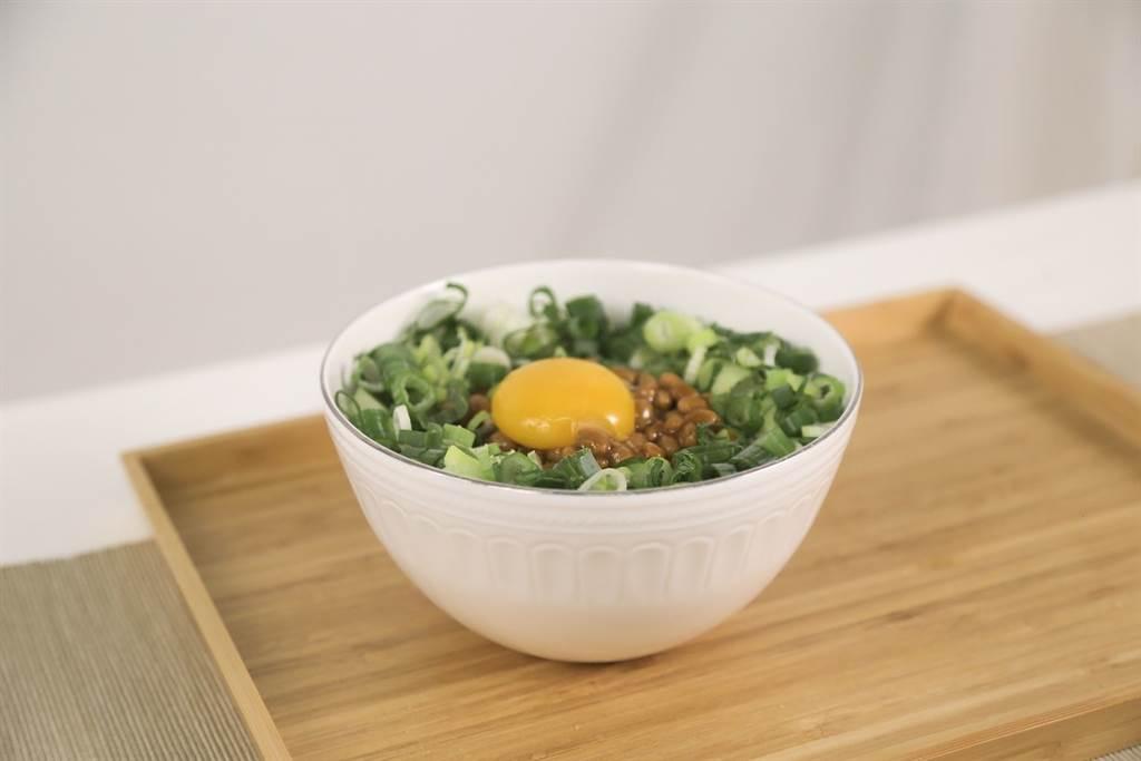 納豆拌飯是日本常見的養生美食。(示意圖,超級站提供)
