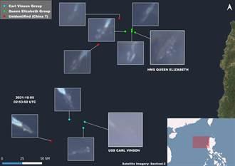頭條揭密》習拜通話後美英航母轉入南海 陸3艦近距監控