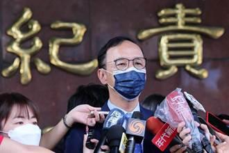 蔡英文要國民黨良性競爭 朱立倫反嗆:是否為800多條人命道歉?