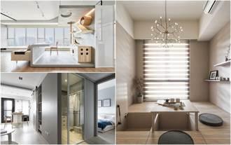 新婚、首購族最愛 2 + 1 房!5 種常見「新三房」格局機能成功活化空間坪效