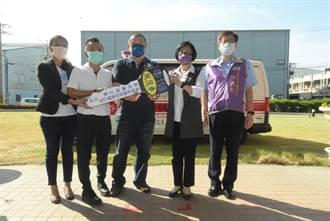 伸港最出名助產士接生過上萬嬰兒 3兒女捐救護車紀念母愛