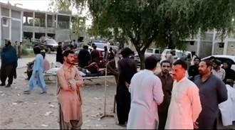 巴基斯坦南部5.7地震 釀約20死