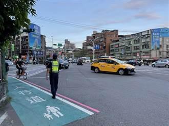 雙十國慶連假 板橋警規畫交通疏導