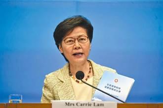 林鄭:只要不犯法 青年有議政及參政空間