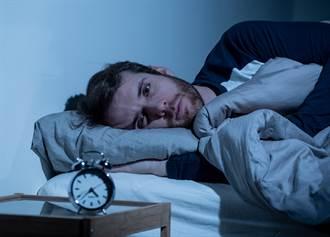 睡不著超痛苦!醫曝「10-3-2-1」法則  一覺好眠到天亮