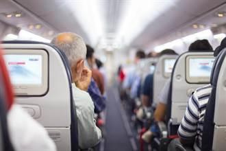 飛機座位代碼 有一個英文字母 絕對不會出現