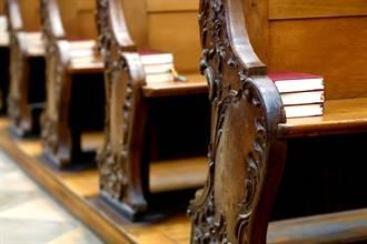 美200年老教堂遭放火燒慘況曝光 女陸生被捕