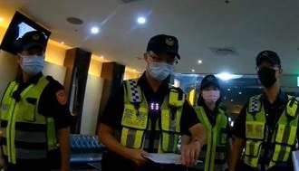 基隆KTV包廂連日爆滿 警方加強稽查