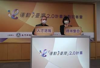 運動i台灣計畫 邁向2.0版