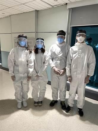 疫情趨緩 景文科大旅館系4學生飛加拿大實習圓夢