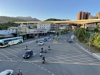 國慶連假預估車流攀升2倍 蘆洲警實施管制措施