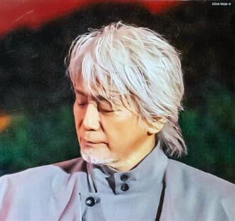 玉置浩二登華麗能劇舞台 翻唱經典自作曲
