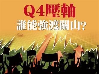 陸美經濟都有未爆彈 Q4股市獲利壓縮 誰能強渡關山?