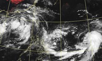 國慶連假變天 恐有颱風挾劇烈雨勢通過 3地防大雨