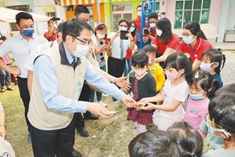 台南市校舍重建執行率 榮登全國第一