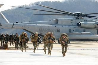 華爾街日報:美軍駐台協訓至少一年  含特種部隊、陸戰隊
