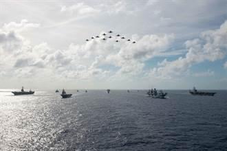 美高調宣傳6國海軍聯合演訓 戰略專家看出疑點:這些國家竟缺席