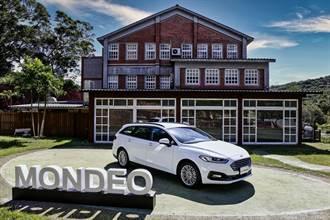 超值熟男 Ford Mondeo Hybrid Wagon新車試駕