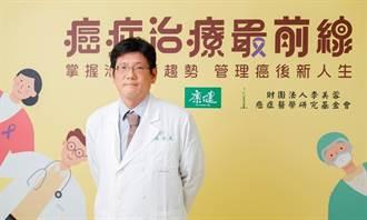 免疫藥物治療晚期食道癌 用於前線、輔助都有效