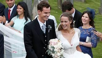 網球》莫瑞弄丟婚戒老婆超火大:綁鞋帶上真的蠢斃了