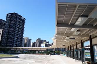 通勤族福音!林口公車轉運站15日起試營運 多4線快速公車
