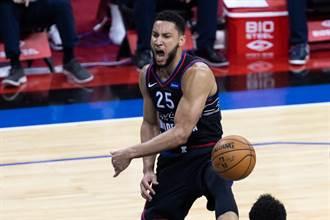 NBA》目中無人?T-Mac爆料班西蒙斯進包廂不打招呼
