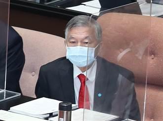 費鴻泰為離岸風電轟沈榮津國賊 蘇貞昌:不能藉質詢罵人