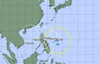 「圓規」颱風生成 國慶假期攪局 下周威脅最大