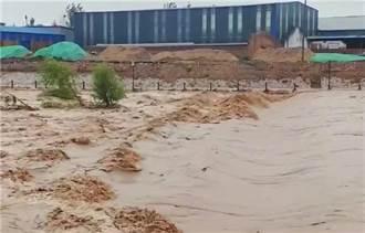 山西洪災20多座煤礦關閉  煤電缺口恐再擴大