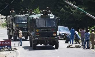 印媒:200解放軍越界緊張對峙 印度部隊急攔阻