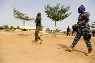突襲奈及利亞土匪營區 安全部隊救出187人質