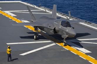 蔡裕明快評》F-35B起降出雲號對台戰略意涵