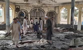 ISIS承認了 自殺攻擊阿富汗清真寺 大爆炸近200人死傷